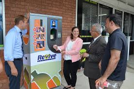 How To Rob Vending Machines New South West Voice Reverse Vending Machines Get Thumbs Up