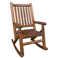 log rocking chair log rocking chair kits
