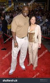 Actor Michael Clarke Duncan Girlfriend Irene Stock Photo (Edit Now) 99053114