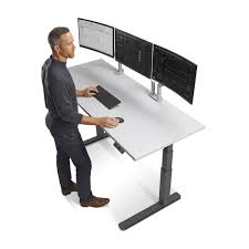 architecture adjule sit stand desk up for remodel 7 new age cabinets dog crate side table