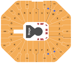 Browns Seating Chart 2017 Don Haskins Center Seating Chart El Paso