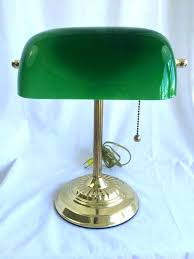 banker desk lamp lamps bankers vintage green glass shade for antique style with banker desk lamp lamps bankers vintage green glass shade for antique style
