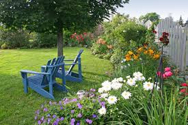 Backyard Landscaping Ideas For Midwest  Colorful Landscape Design Plant Ideas For Backyard