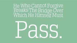 Quotes About Forgiveness Best 48 Inspiring Forgiveness Quotes Power Of Forgiving TheFreshQuotes