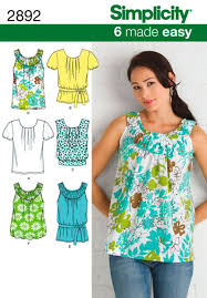 Womens Top Patterns
