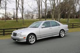 2000 Mercedes-Benz E55 AMG for sale #2046202 - Hemmings Motor News