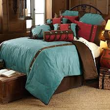 Western Bed Set Western Bedding Turquoise Cheap Western Style Bedding Sets .