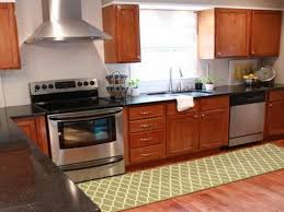 kitchen floor rugs mats awesome decorations black and tan kitchen rugs black and white kitchen floor