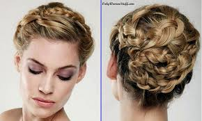 prom hairstyle prom updos prom hairstyle tutorial step by step prom hairstyle image