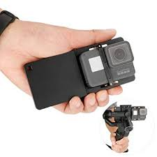 ULANZI Action Camera <b>Adapter</b> Aluminum Alloy <b>Switch Mount</b> Plate ...