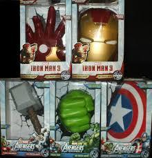 Avengers Assemble Night Light Set Lot Bundle 5 Marvel Avengers Assemble 3d Fx Deco