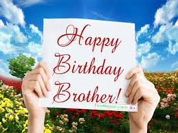 100 Happy Birthday Wishes Sms Messages For Brother In English
