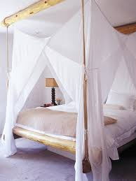 Fabulous White Canopy Bed with Maison Canopy Bed Pbteen | Bonners ...