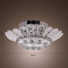 ceiling light mounting hardware awesome lightinthebox modern semi flush mount in crystal feature home of ceiling