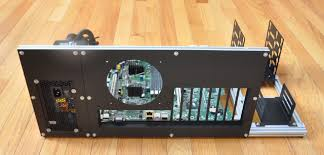 Amazoncom Lian Li PCT60A Silver Aluminum ATX Test Bench Test Bench Computer