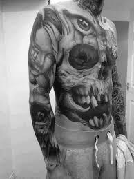 Signification Tatouage Tête De Mort Yeux Tattoosformen тату