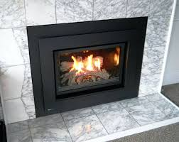 gas fireplace mantel design ideas surround list insert with marble