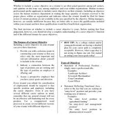 Resume Objective Examples Entry Level Sales Inspirationa ...