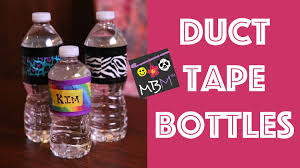 Cute Water Bottle Decorating Ideas Bottle Decorating Ideas 1