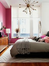drawn chandelier small bedroom 12