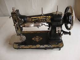 White Sewing Machines Parts