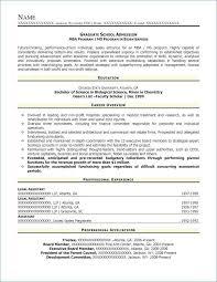 Graduate School Cv Template Graduate School Cv Template Luxury Graduate School Application