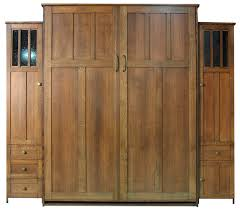 Quarter Sawn Oak Bedroom Furniture Park City Murphybed Style Wilding Wallbeds