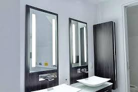 Cute bathroom mirror lighting ideas bathroom Backlit Makeup Lighting Mirror Clever Best Bathroom Lighting For Makeup Perfect Design Better Vanity Mirror Lighting Ideas Autosvit Bathroom Design Modern Makeup Lighting Mirror Bathroom Makeup Mirror Lighting Decoration