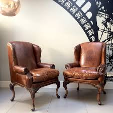 vintage leather club chairs. Brown Leather Club Chairs|club Chairs|leather Chairs| Armchairs|vintage Vintage Chairs O