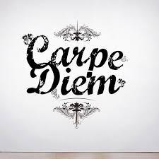 carpe diem essay tattoos carpe diem in honour for my friend shannon duke i think i will put