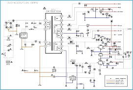 smps circuit diagram ireleast info smps circuit diagram the wiring diagram wiring circuit