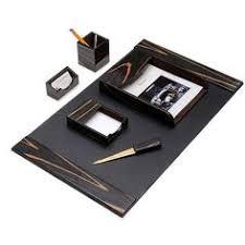 bonded leather desk set 6 piece pink. Bey-Berk Wood \u0026 Leather Desk Set- 6 Piece ($330) ❤ Liked Bonded Set Pink S