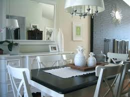 dining table decor ideas glass dining table decor ideas simple yet classy round dining table design