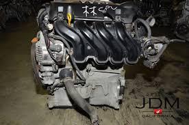 JDM TOYOTA 1NZ-FE 1.5L Engine Scion XB / Toyota Echo / Toyota Yaris ...