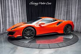 Search over 8 used ferrari 488 pistas. Used 2019 Ferrari 488 Pista Original Msrp 519 797 Optioned Extremely Well Carbon Fiber For Sale Special Pricing Chicago Motor Cars Stock 17167