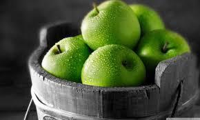 green apples hd desktop wallpaper widescreen high definition