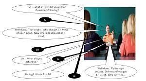 teacher talk the gift of gab part  scenario 5