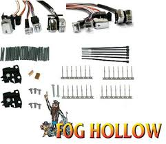 handlebar wiring harness switches 72 81 shovelhead ironhead handlebar switches housings