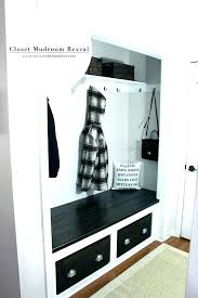 closet bench closet storage bench closet storage bench bench best closet bench ideas entryway turned storage closet bench