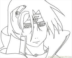 Small Picture Naruto11 Coloring Page Free Naruto Coloring Pages