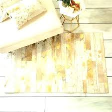 gold ide rug gorgeous area rugs golden natural in metallic luxury rose cream cowhide speckled faux gold cowhide rug
