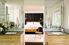 Modern interior design bathroom Luxury Master Bedroom And Master Bath Jessica Helgerson Interior Design Midcentury Modern Jessica Helgerson Interior Design