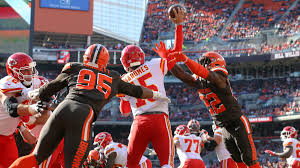 Chiefs vs. Browns Odds & Playoff Picks ...