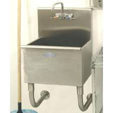 stainless steel wall mount utility sink a line by advance 1 mounted laundry sink and utility