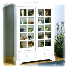 bookcase with glass doors and drawers bookcase with glass doors and drawers incredible implausible white bookcase