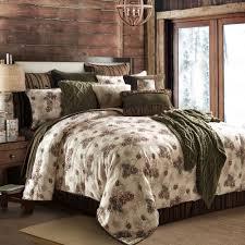 33 marvellous design rustic duvet covers forest pine cone comforter bedding set multi warm queen king canada uk