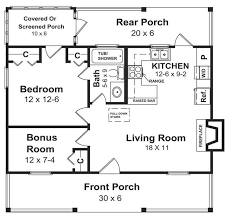 floor plan first story of small house plans 141 1140