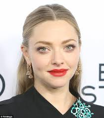 off the clock though amanda seyfried 31 stars in beauty caigns for brands