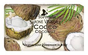 Купить <b>натуральное мыло Profumi Tropicali</b> Cocco 100г Florinda ...