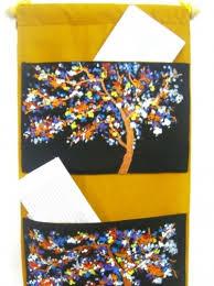 Handmade Magazine Holder Awesome Exclusive Ethnic Indian Handmade Fabric Wall Hanging Magazine Holder
